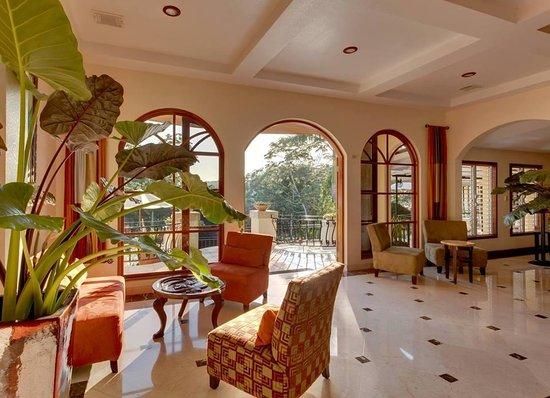 San Ignacio Resort Hotel Lobby