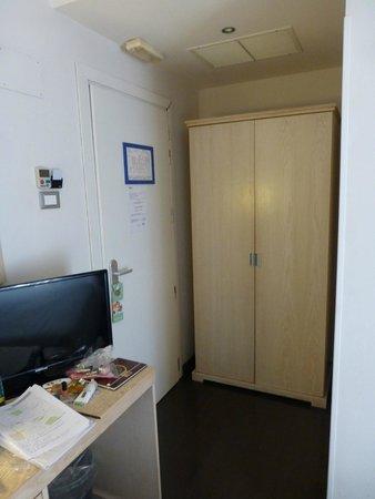 Saint Paul Hotel : Room entrance door