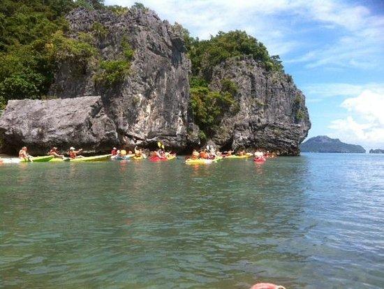 Samui Island Tour: Kayaking