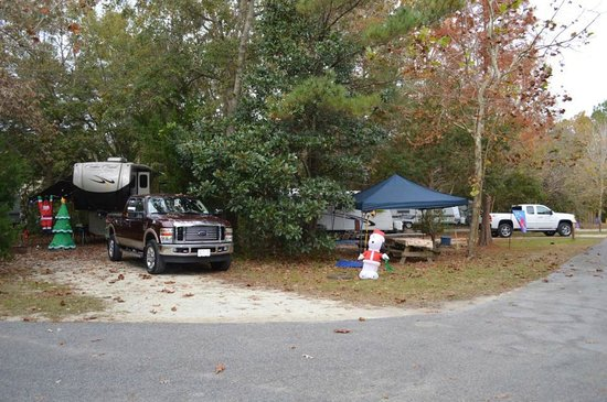 James Island County Park Rv