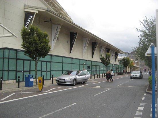 Mot Centre Newry >> Canal Side Picture Of The Quays Shopping Centre Newry Tripadvisor