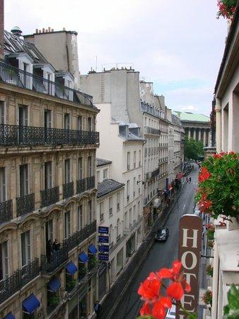 Hotel Le Burgundy: Burgundy, Paris