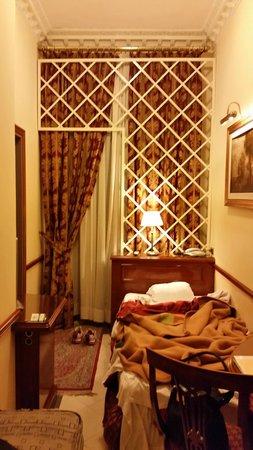 Hotel Palladium Palace : фотография получилась более уютной, чем реальность