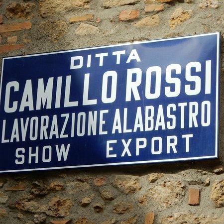 Rossi Alabastri Volterra