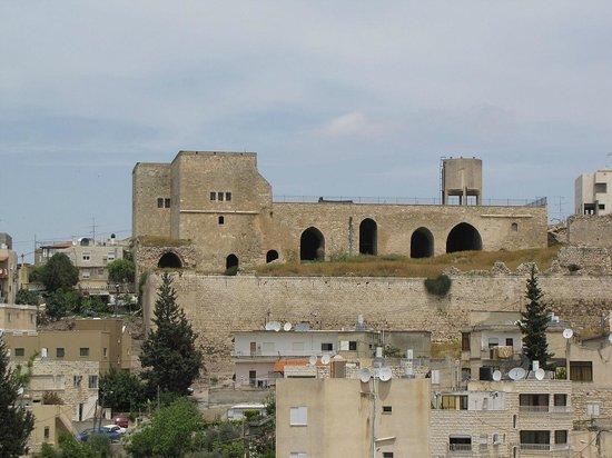 Shefar'am, Israel: shfaram the old  castle of daher omar