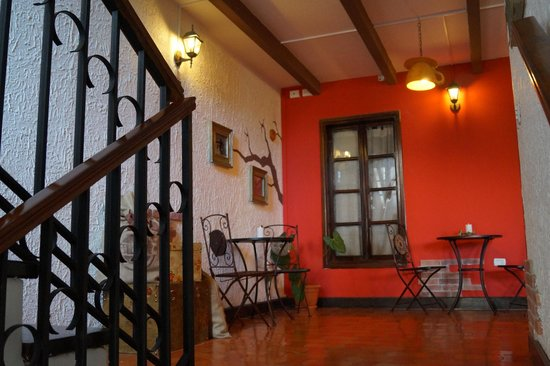 President House Hotel : Ambientes coloniales