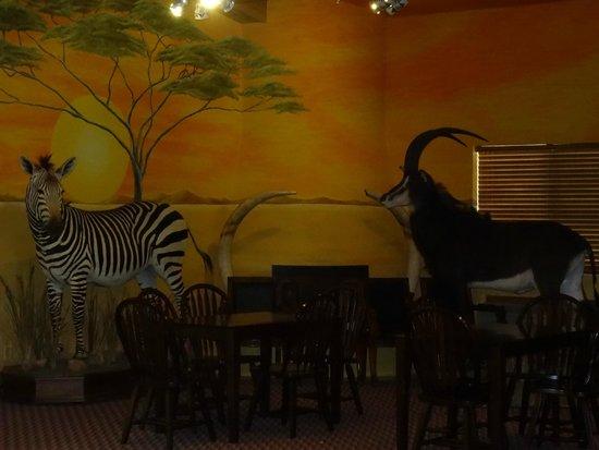 Kings Inn Cody Hotel: Lobby