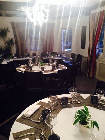 5 minutes avant ma soir e encore merci photo de le - Restaurant viroflay le verre y table ...