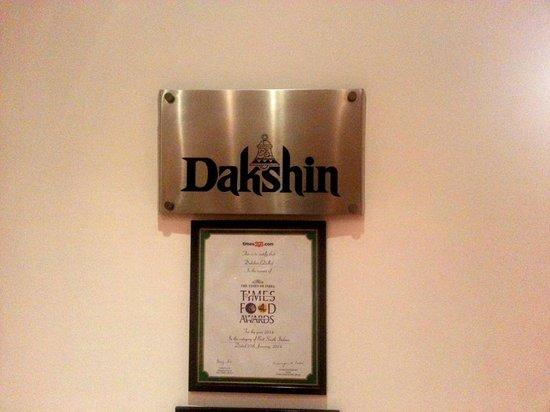 Dakshin: Signage