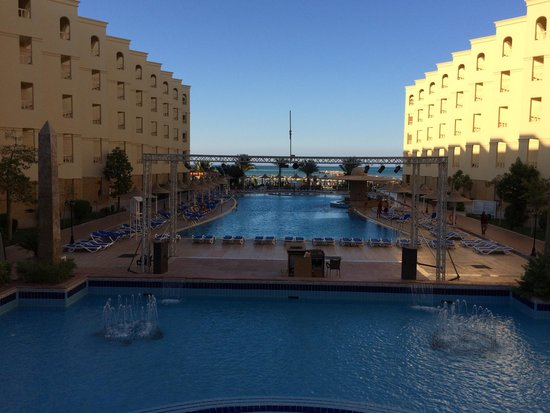 caption  AMC Royal Hotel 5* Єгипет,  Хургада - photo