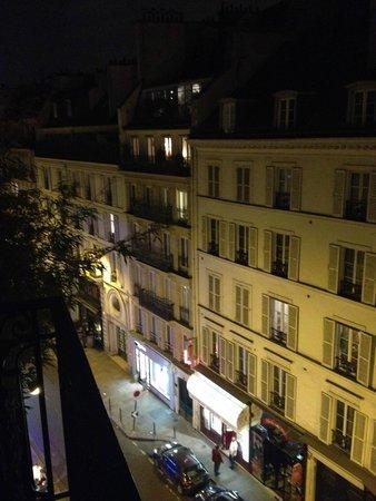 Hôtel Brittany : Balcony
