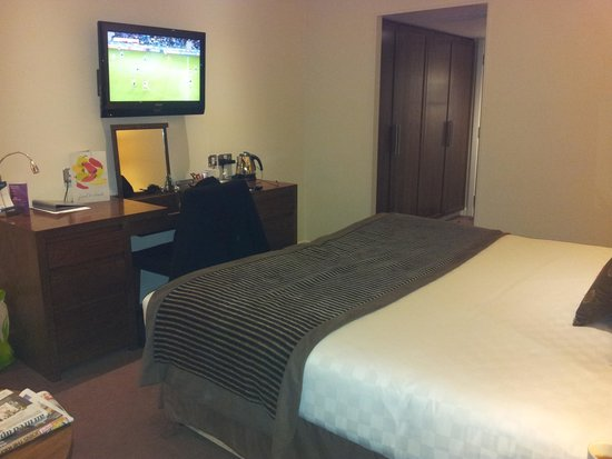 The Aberdeen Altens Hotel : Comfortable and Clean