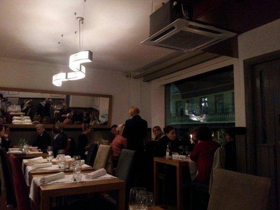 Restaurant Karljohan: L'interno del locale