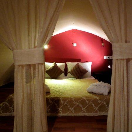 Hotel Leo : La habitación.