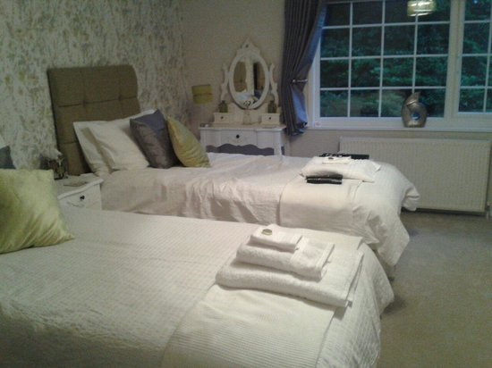 Petherton Cottage: Cosiest room :-)