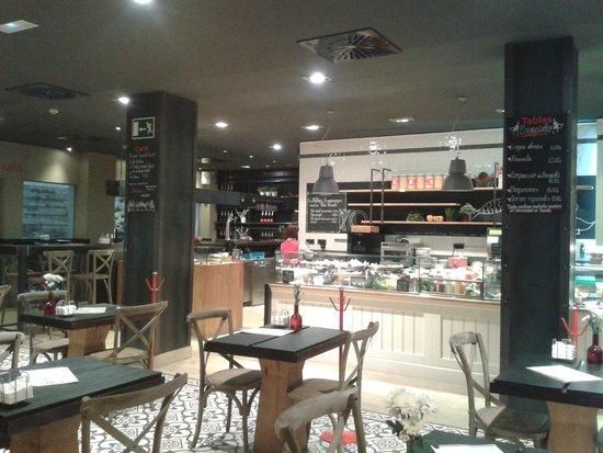 Mallorca Pasteleria Salle De Restaurant