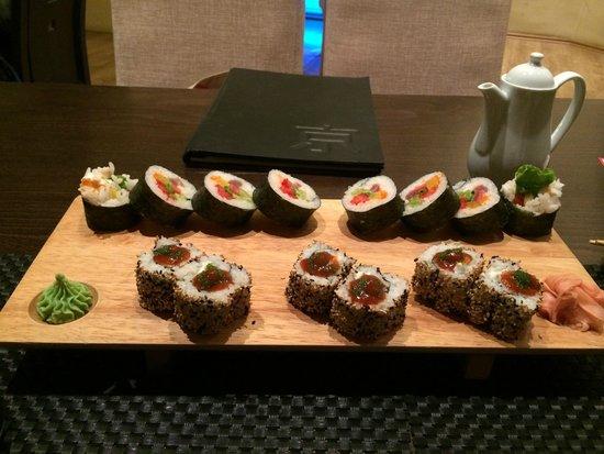Kyoto: Sushi