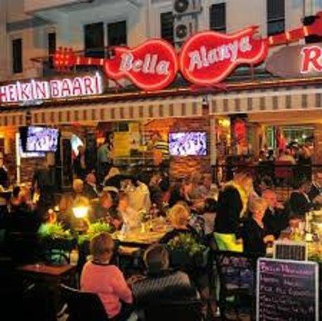 Bella alanya op de plek waar voorheen pearl zat picture for Alanya turkish cuisine