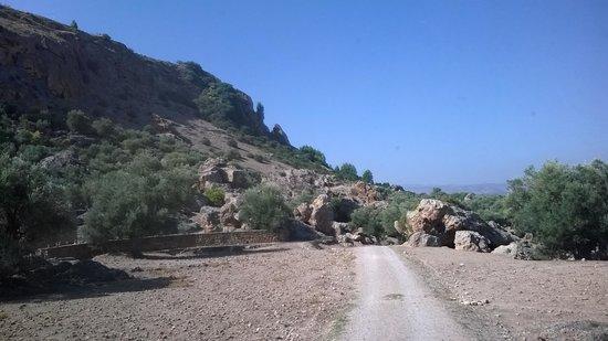 Dar KamalChaoui: Cascade
