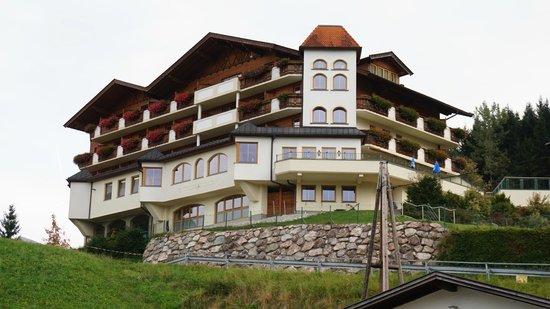 Hotel Jaegerhof: Bardzo ładny hotel.Front.