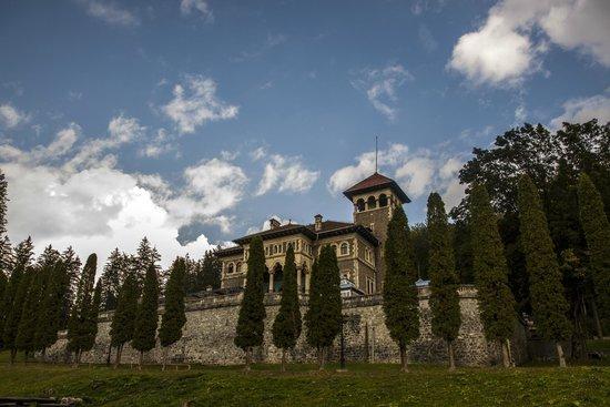 Cantacuzino Castle: Canatcuzino