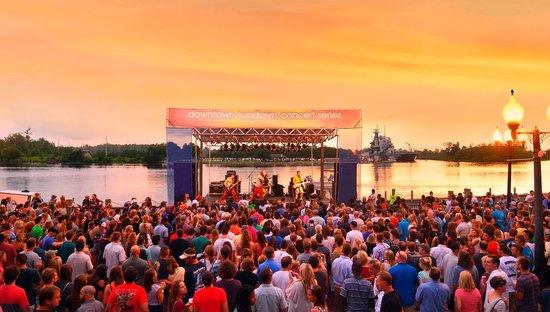 Wilmington's Downtown Sundown Concert Series