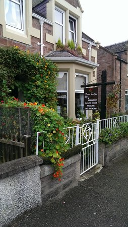 Rose Lodge Guest House : Helvin