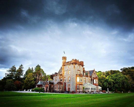 Isle of Eriska Hotel, Spa & Island : Autumn evening