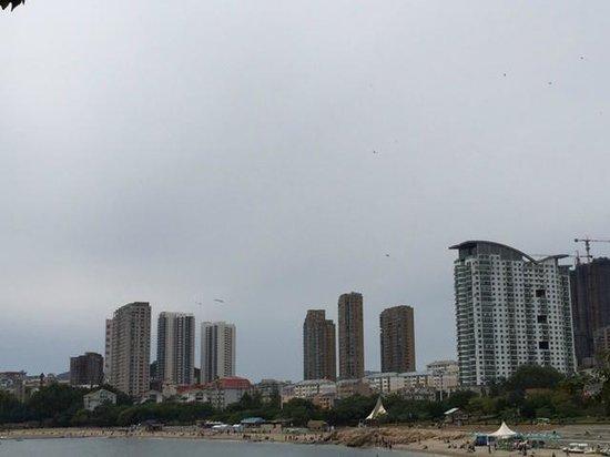 Xinghai Park: 星海公園の眺め