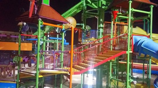 Coco Key Hotel and Water Park Resort : Nice water park