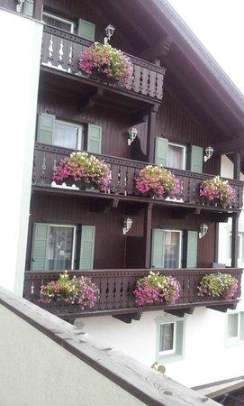 Hotel Teresa: Look from the balcony