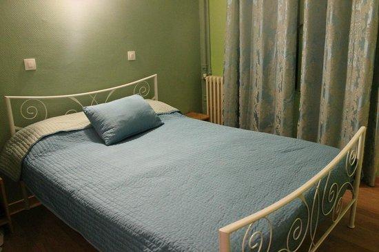 Residence De Bruxelles: Camera da letto