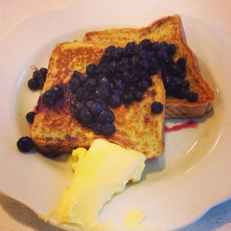 Route 30 Diner: french toast