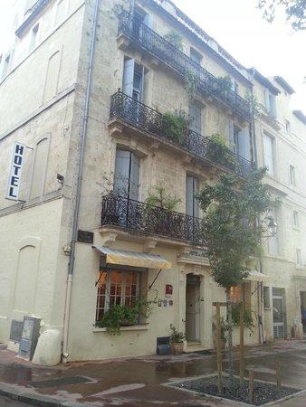 Hotel du Palais: hotel