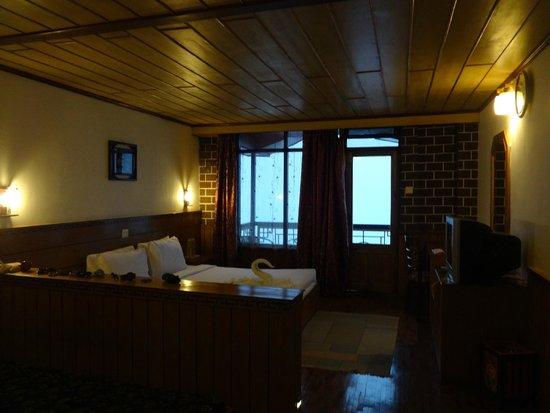 Club Mahindra Gangtok, Royal Demazong : Room