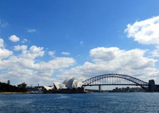 Real Sydney Tours: Iconic shot from our Real Sydney Tour