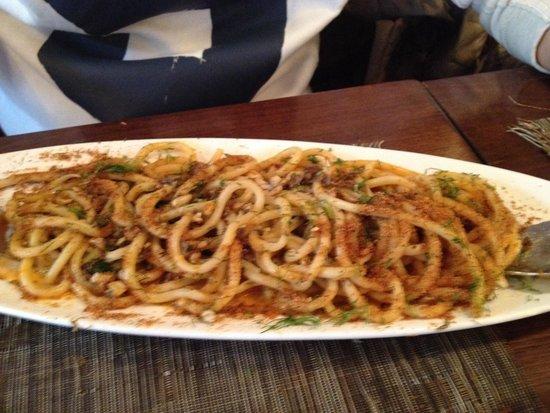 Piccola Cucina: Pasta con le sarde