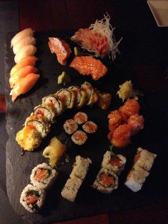 Sushi Fish: 48 pc