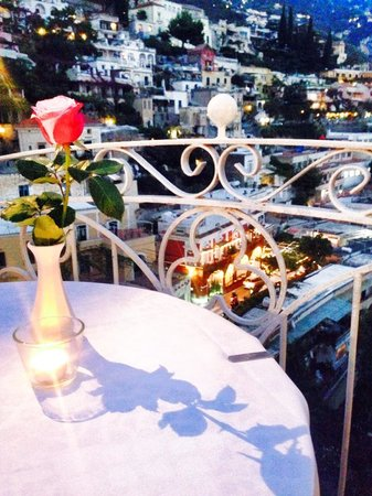 Ristorante Mirage: Beautiful nights