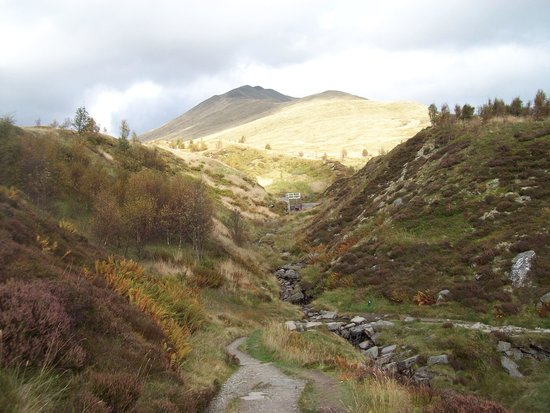 Ben Lawers National Nature Reserve: great view