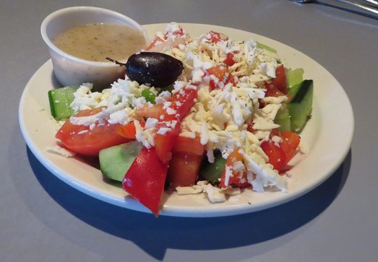Eleni's Restaurant: Greek Salad