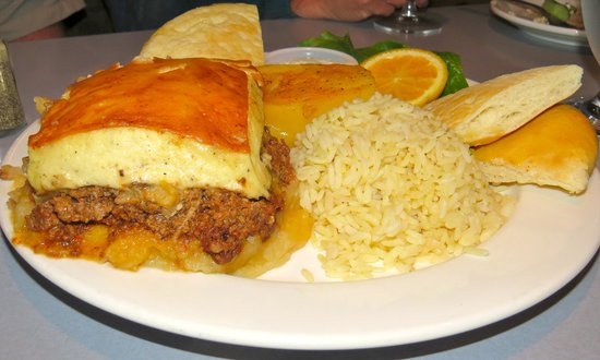 Eleni's Restaurant: Greek