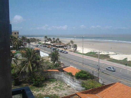 Calhau Praia Hotel: VISTA