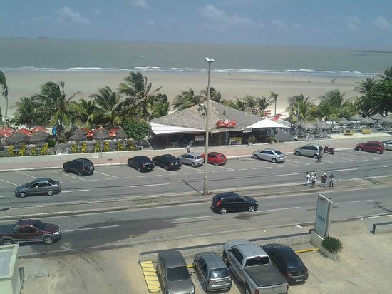 Calhau Praia Hotel: VISTA DA ARÉA DA PISCINA