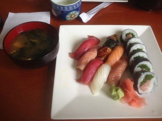 Wabisabi: 寿司おまかせ
