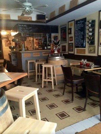 Le Lopain'Kess : Resto à Vins et Tapas