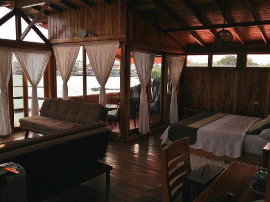 Red Mangrove Ecoluxury Hotel: Suite mayor