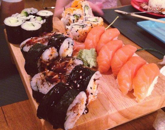 I Love Japo: Delicious sushi