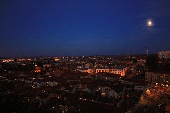 Skansen Kronan : The view
