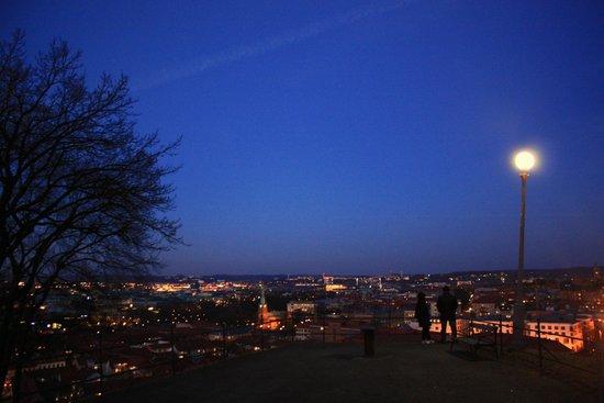 Skansen Kronan : The view of the city